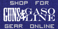 Banner: Shop Guns & Gasoline Online